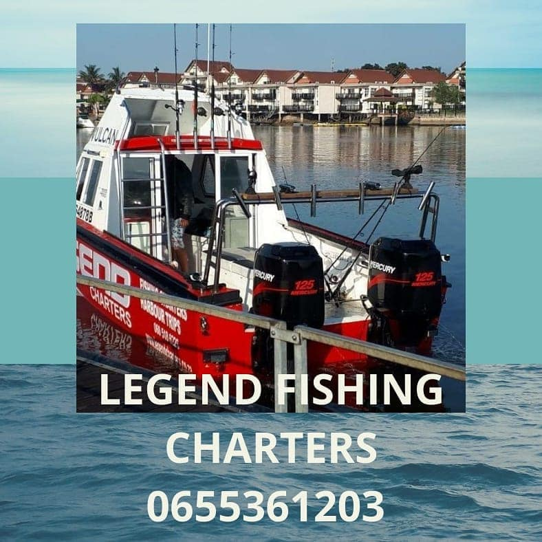 Fishing Charter Business For Sale