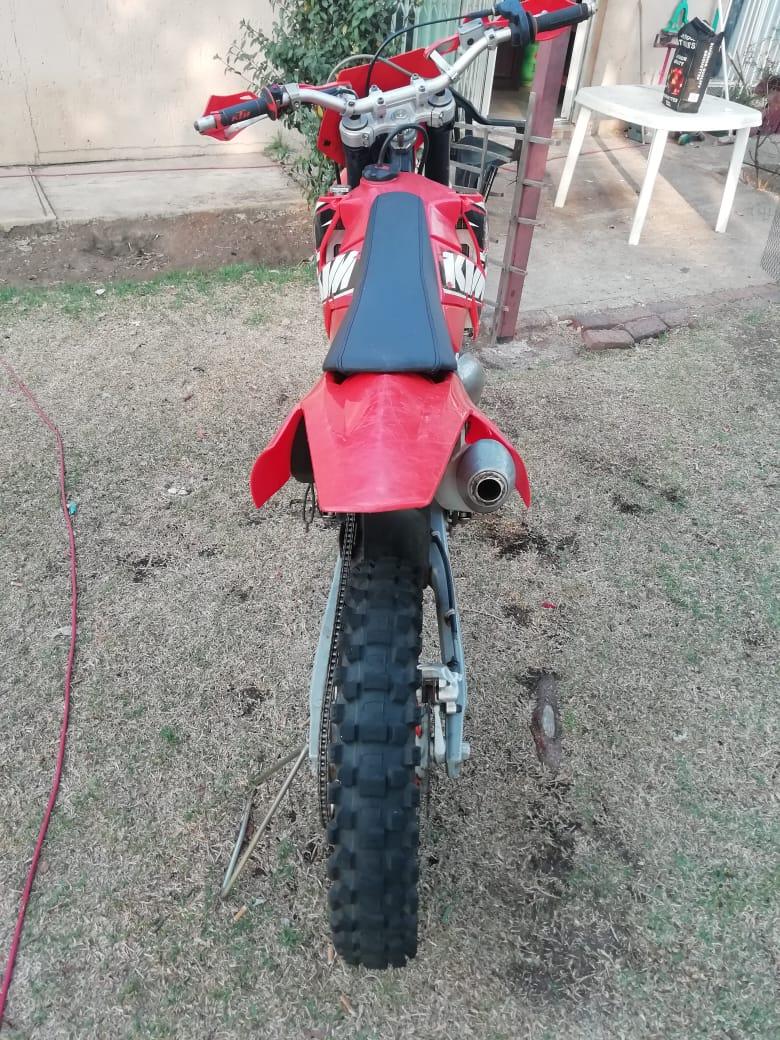 KTM 200 XC