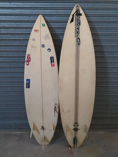Surf Boards Junk Mail