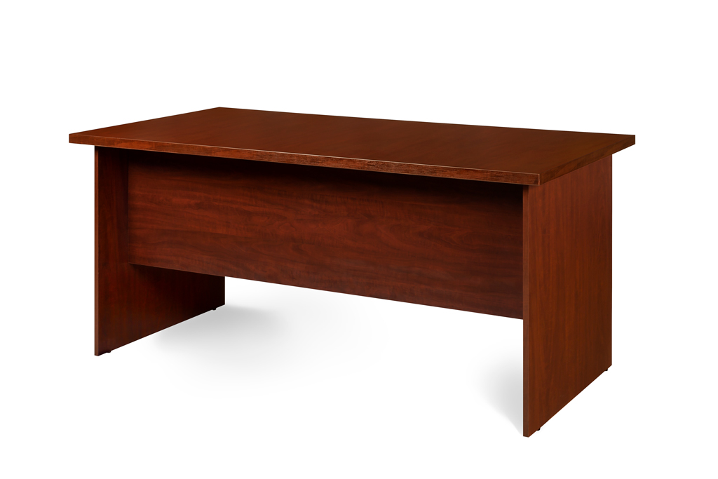 Office Desk shell size 1600x750! Available in Oak, Mahogany and Cherry.