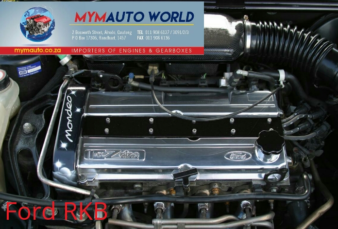 FORD MONDEO 1.8 ZTEC RKB Complete engine