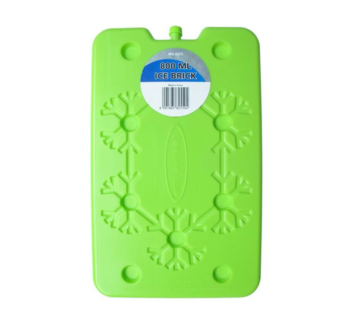 Leisure Quip 800 ml Slimline Non-Toxic Ice Brick x 4
