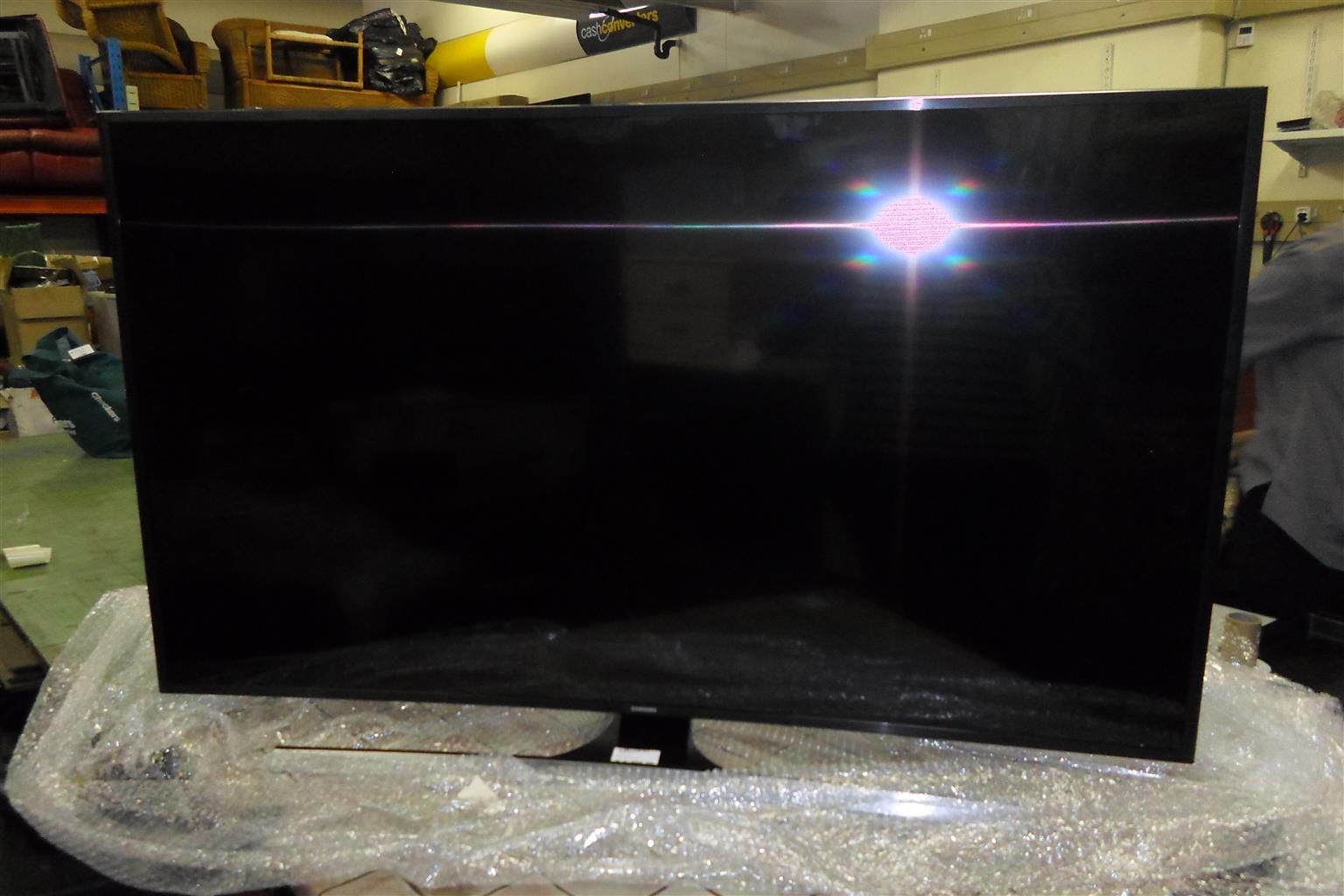 "55"" Samsung Smart Curve TV"