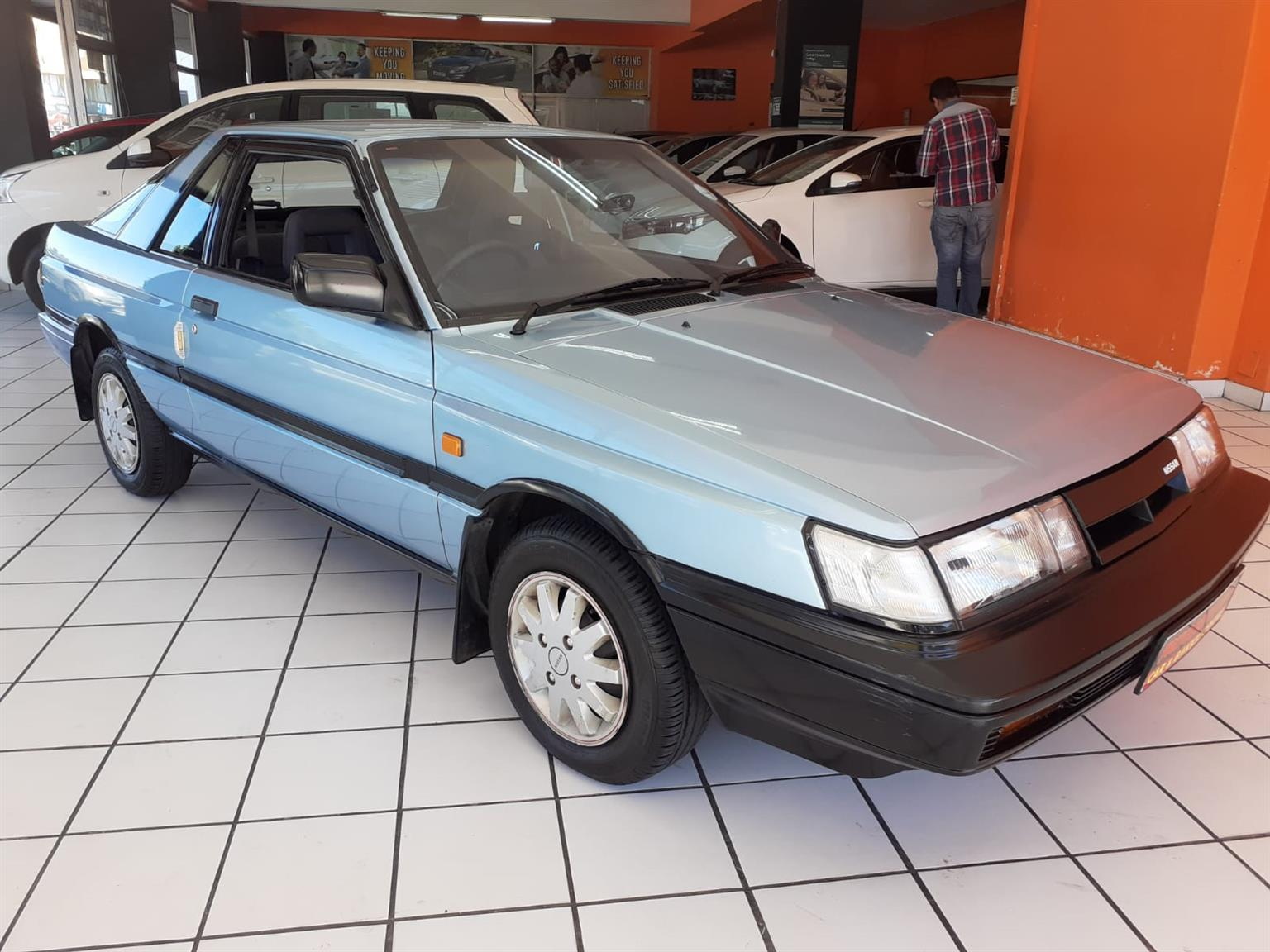 1988 Nissan Sentra 1.6 Acenta