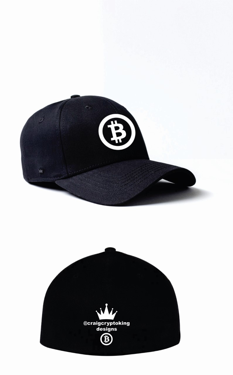 Crypto-currency Caps!