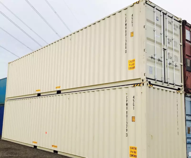 New and Used Containers in Johannesburg for Sale