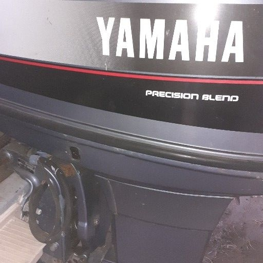 2x Yamaha 90HP outboards.
