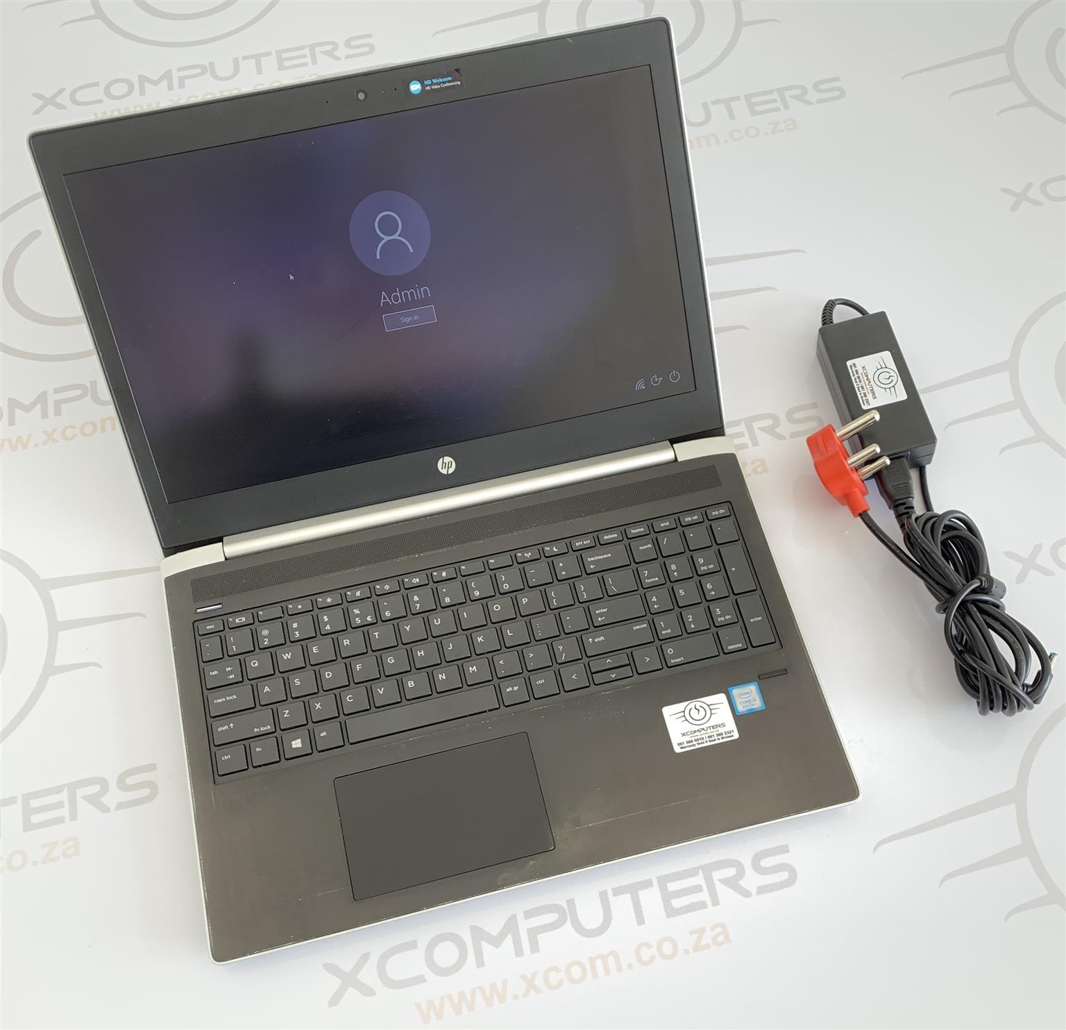 HP ProBook 450 8th Gen Laptop R5700