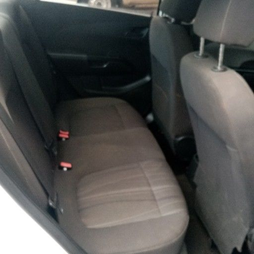 2016 Chevrolet Sonic sedan 1.6 LS auto