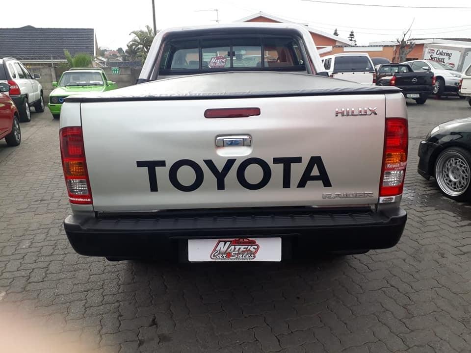 2006 Toyota Hilux 2.7 double cab Raider