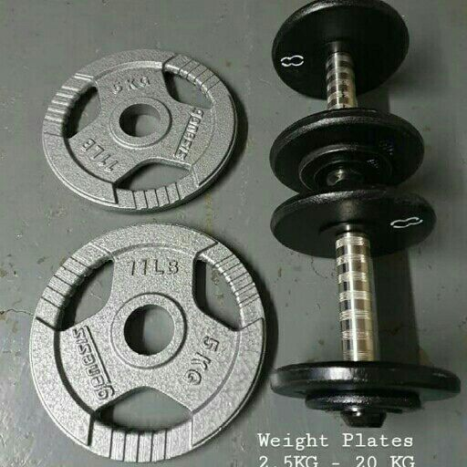 Genisis Weight Plates