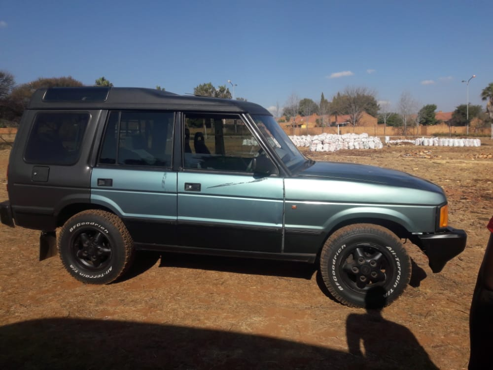1994 Land Rover Discovery DISCOVERY 2.0 HSE