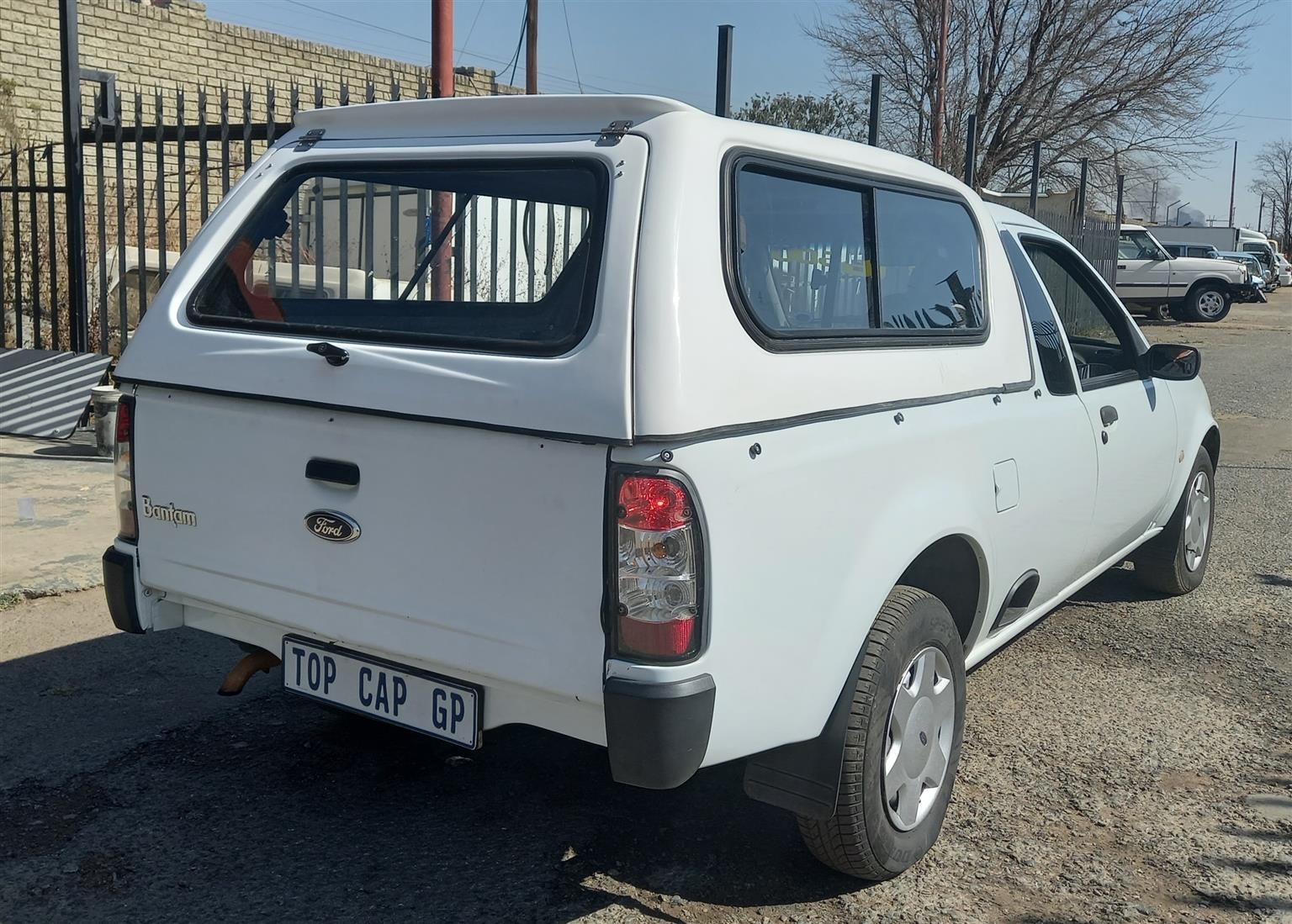 GC NEW FORD BANTAM STD CANOPY FOR SALE