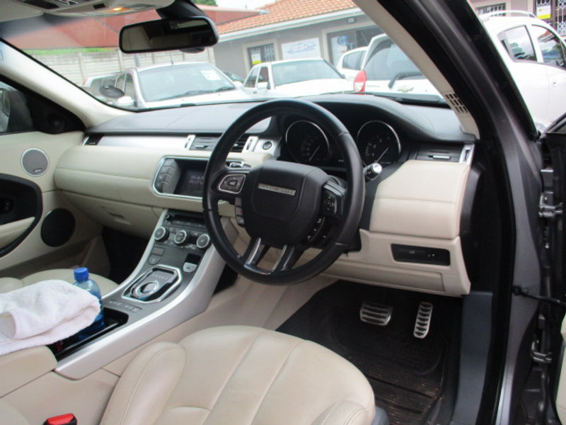 2013 Land Rover Range Rover Evoque coupe Si4 Dynamic