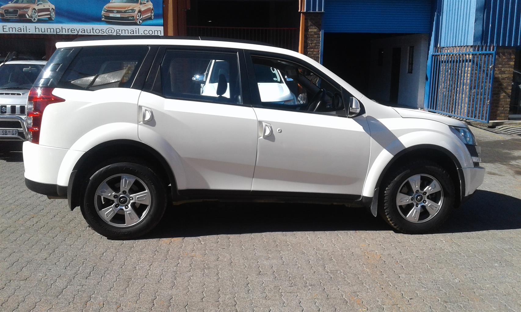 2014 Mahindra XUV500 XUV 500 2 2D MHAWK (W8) 7 SEAT | Junk Mail
