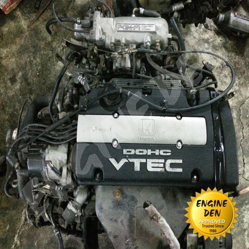 HONDA 2.2 DOHC VTEC H22AUSED ENGINE