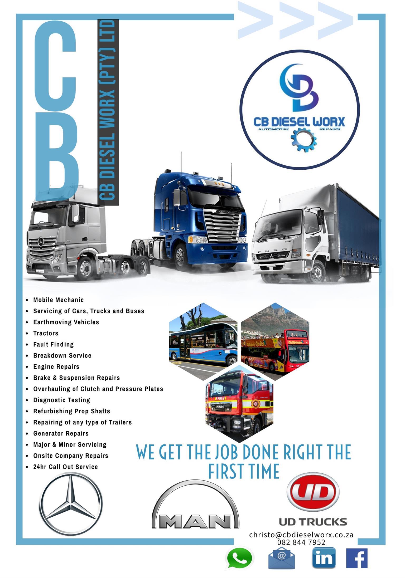 CB Diesel Worx (PTY) LTD