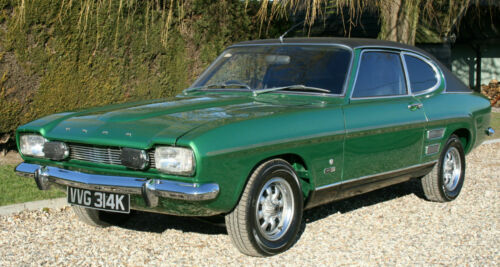 Ford Capri Mk1 Wanted Junk Mail