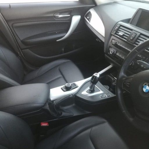 2013 BMW 1 Series 116i 5 door Sport auto