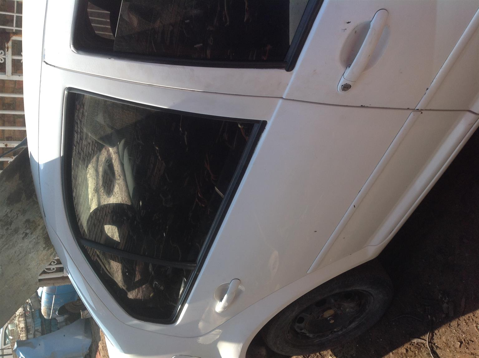 Stripping VW Jetta4 2000 for Spares