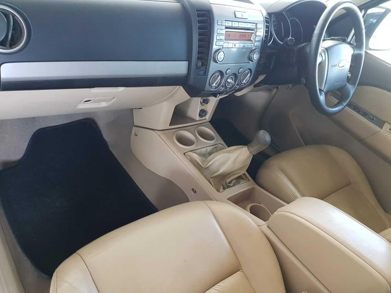 2012 Ford Everest 3.0TDCi 4x4 LTD