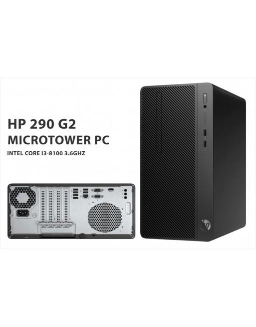 HP 290 G2 MicroTower