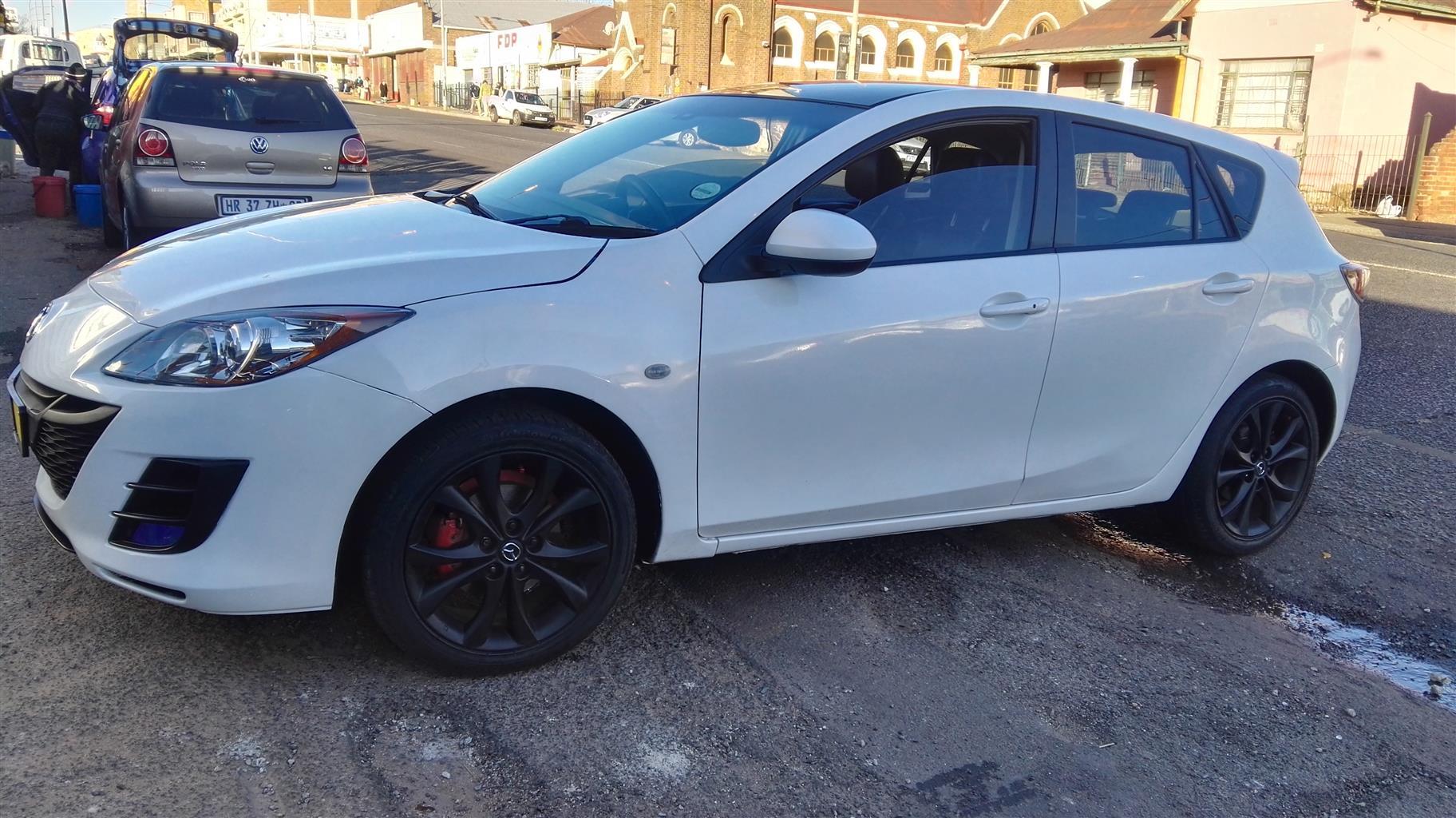 2011 Mazda 3 Mazda Sport 1.6 Original