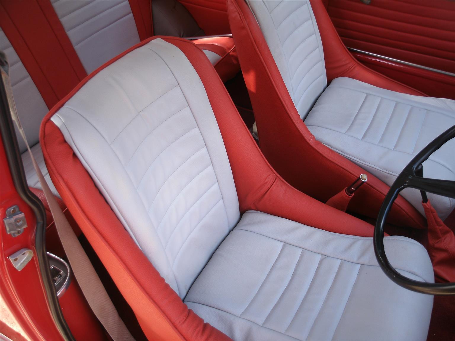 Austin Mini Cooper S Mk 1 recreation