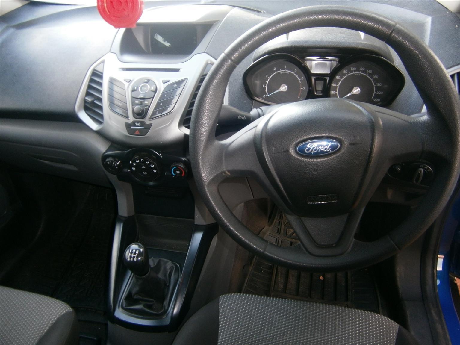 2016 Ford EcoSport 1.5 Ambiente