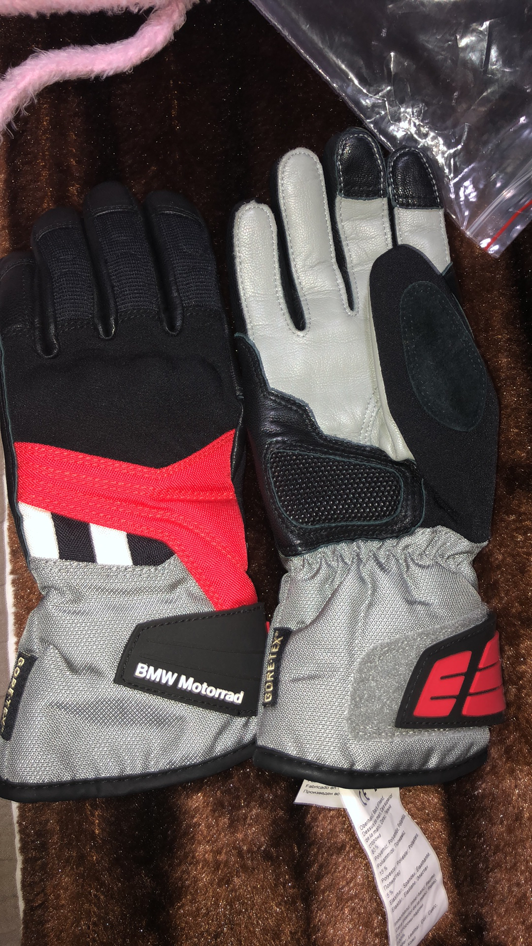 Motorcycle Gear Gloves