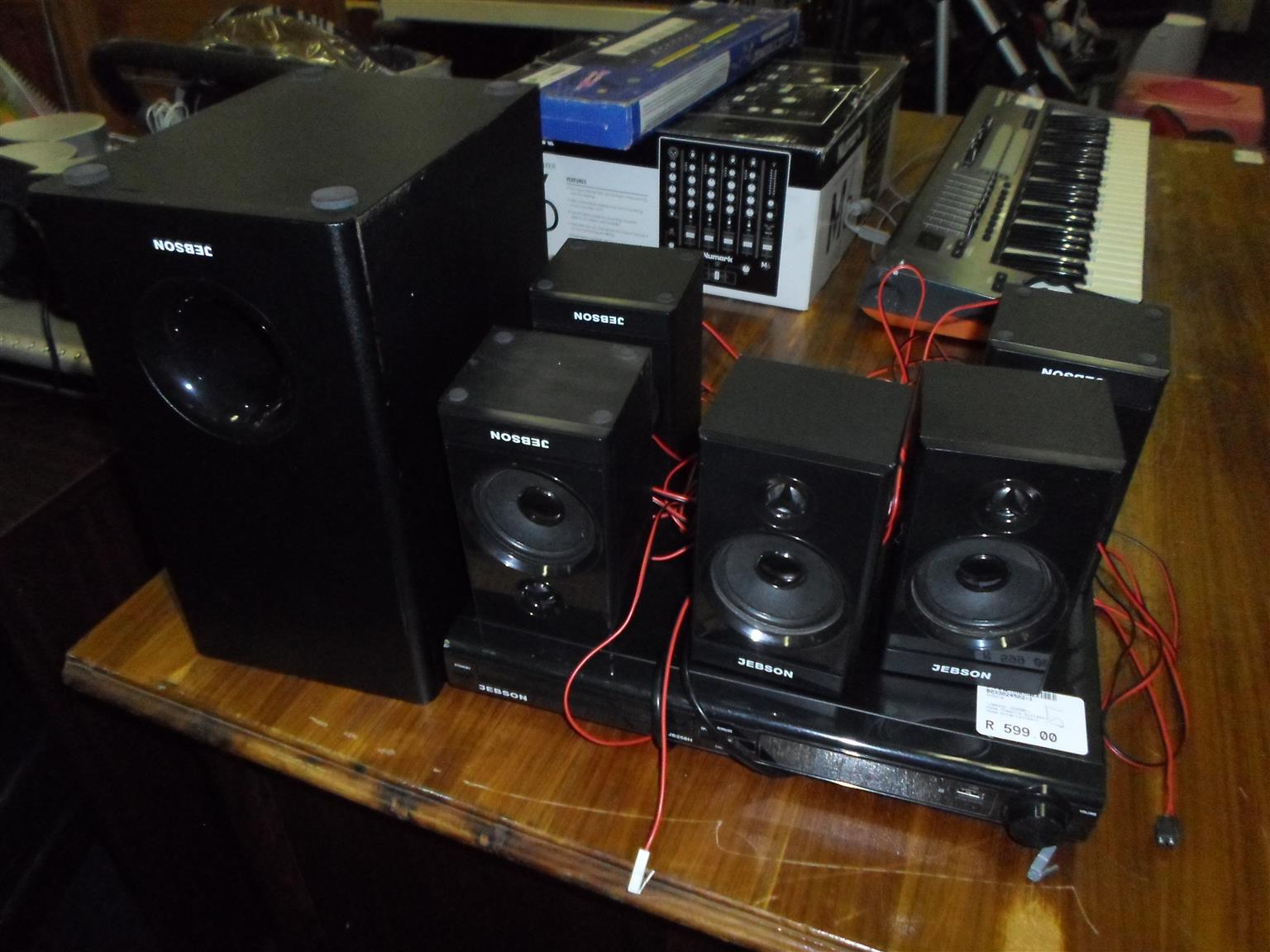 Jebson Home Theater System