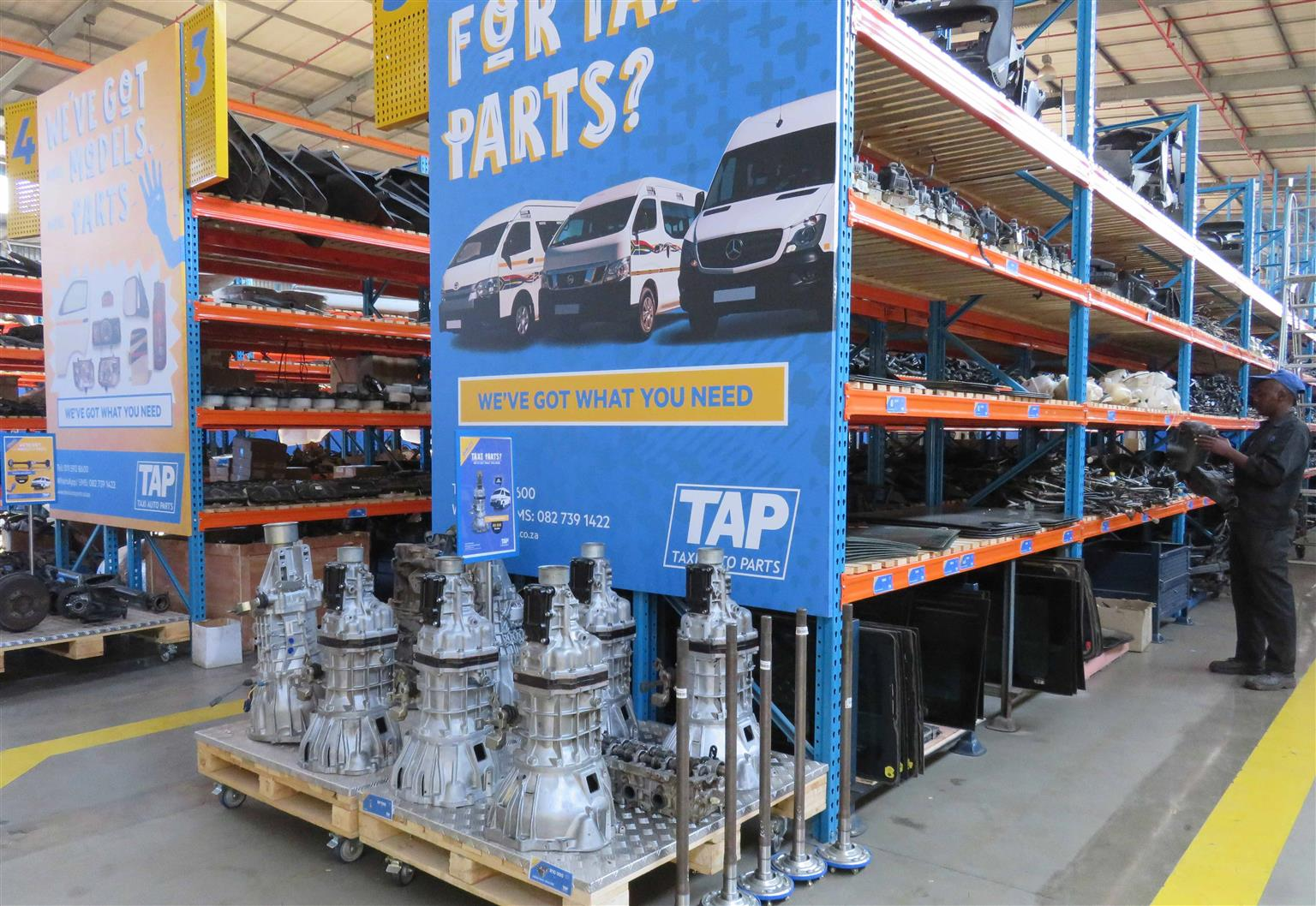 New Parts for Nissan NV350 Impendulo for sale at Taxi Auto Parts - TAP