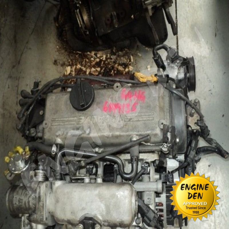 HYUNDAI PICANTO/ATOS  1.1L G4HG USED ENGINE