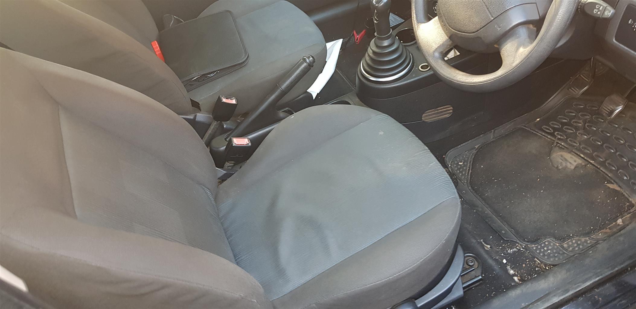 2007 Ford Fiesta 1.4 3 door Titanium