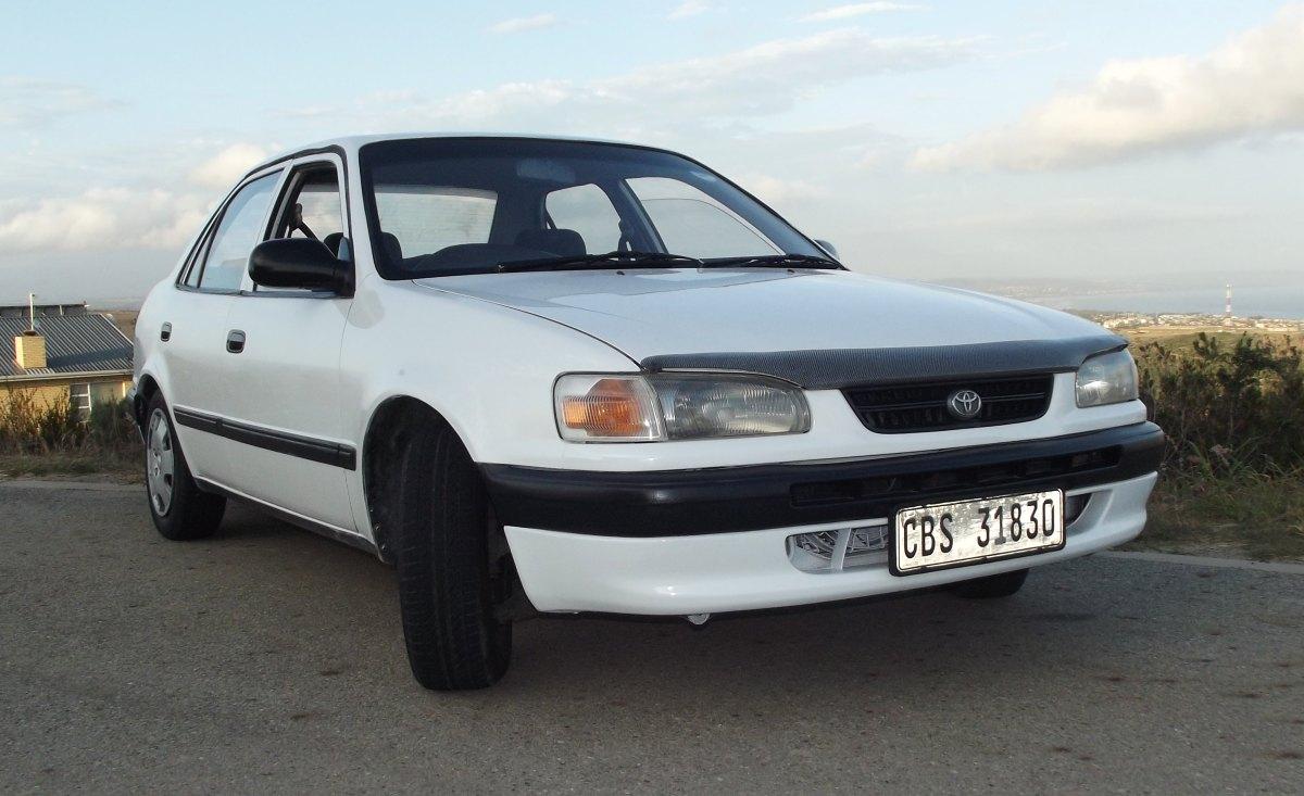 1997 Toyota Corolla 160i GLE