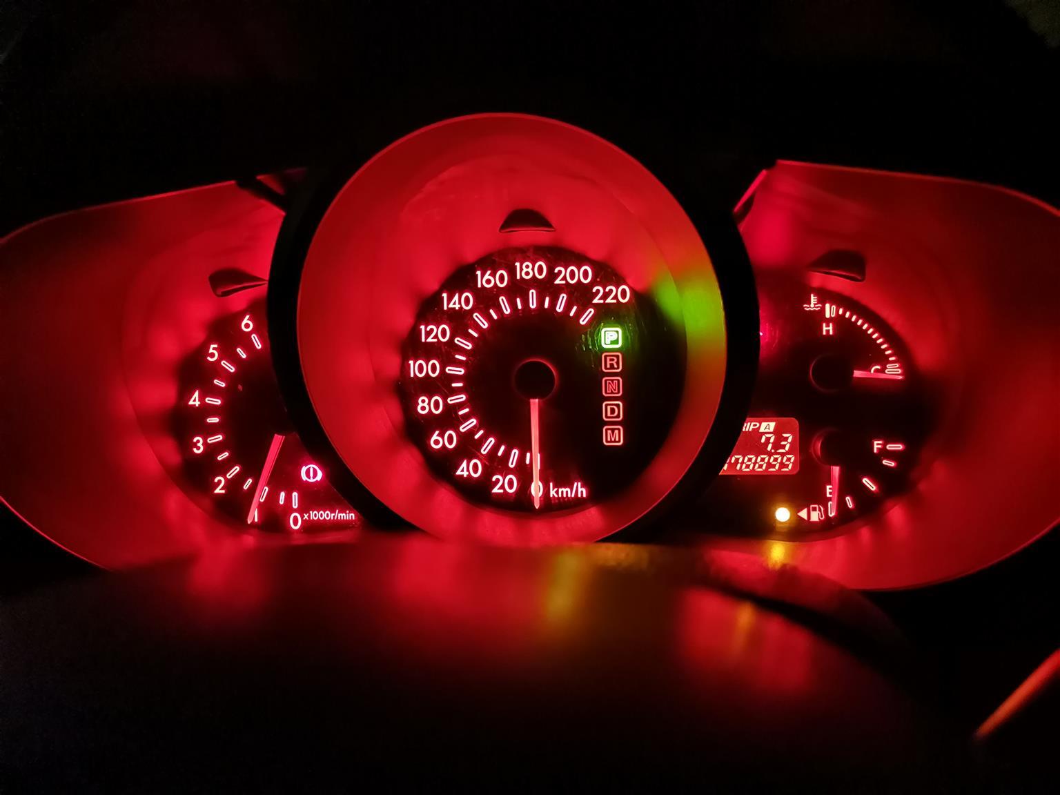 Mazda cx7 2.3 disi turbo to swop
