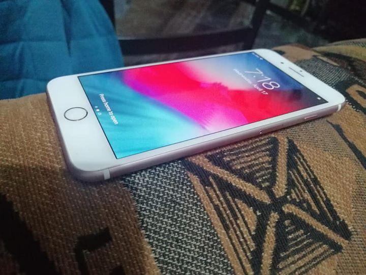 Apple iphone 7 32gb plus rose gold