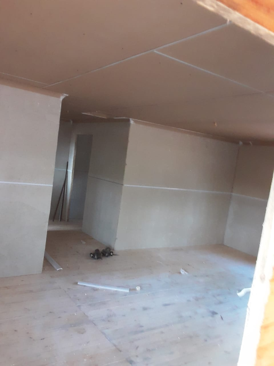 Dry walling services available