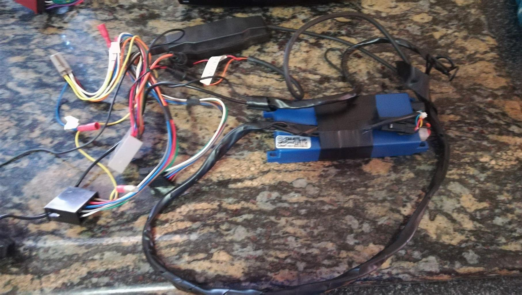 Parrot CK3000 Bluetooth Car Kit