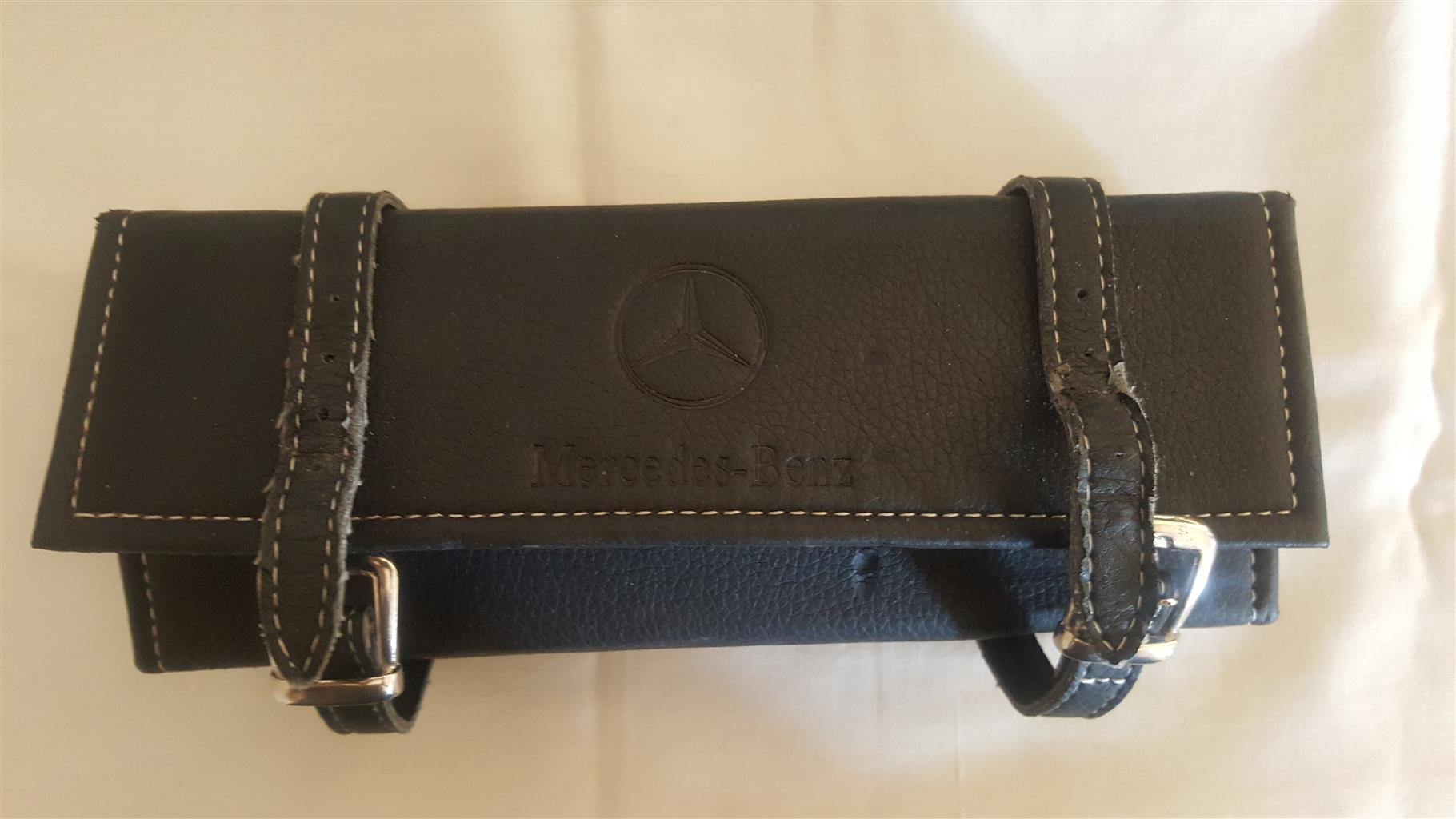 Original Mercedes Benz watch in casing with certificate