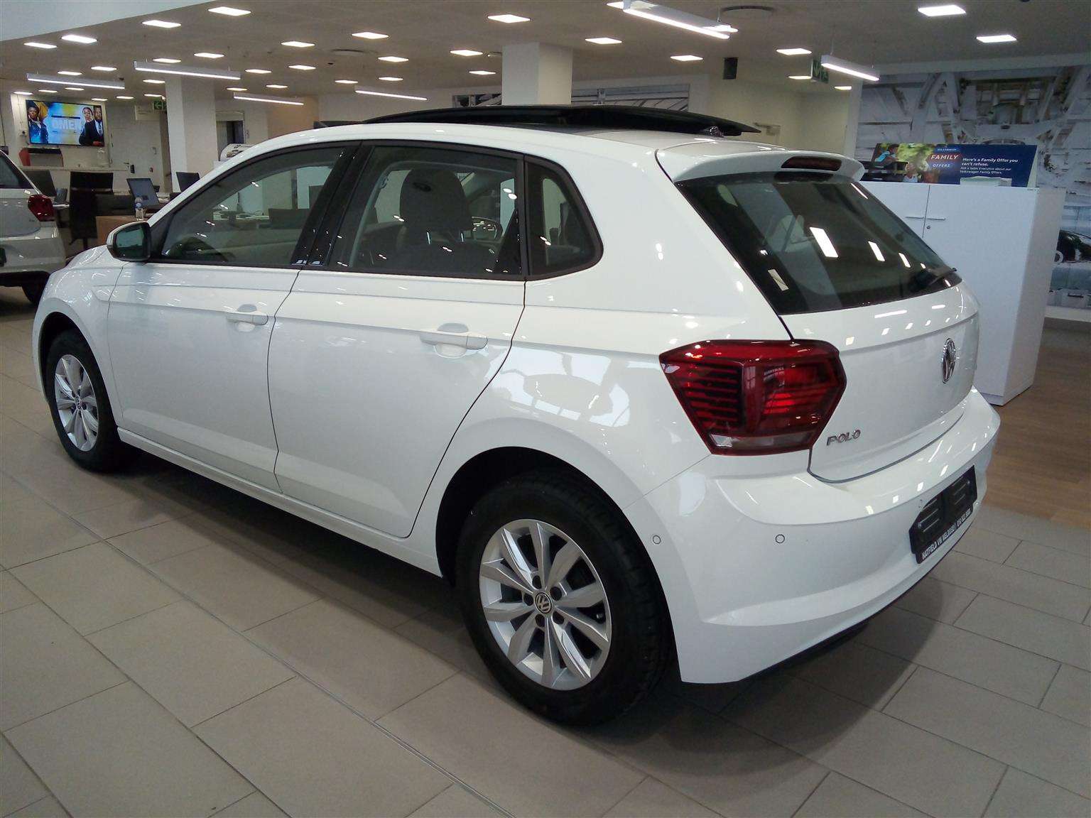 2020 VW Polo hatch POLO 1.0 TSI COMFORTLINE