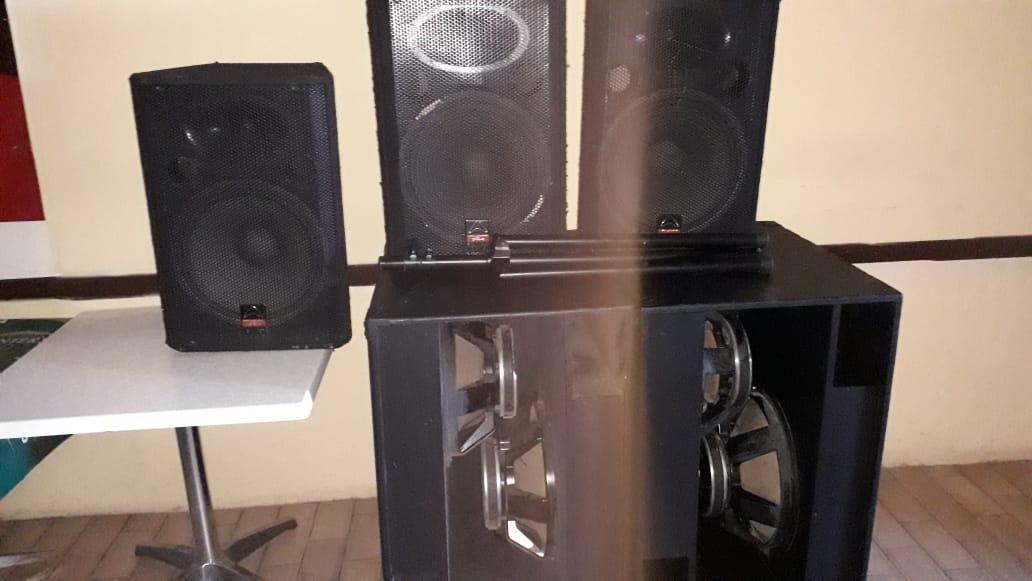 DJ Sound System for sale