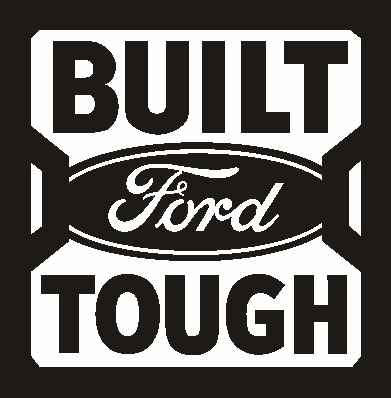 Ford decals stickers / vinyl cut graphics