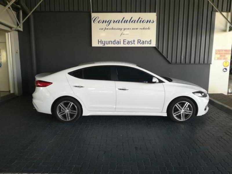 2017 Hyundai Elantra 1.6 SR