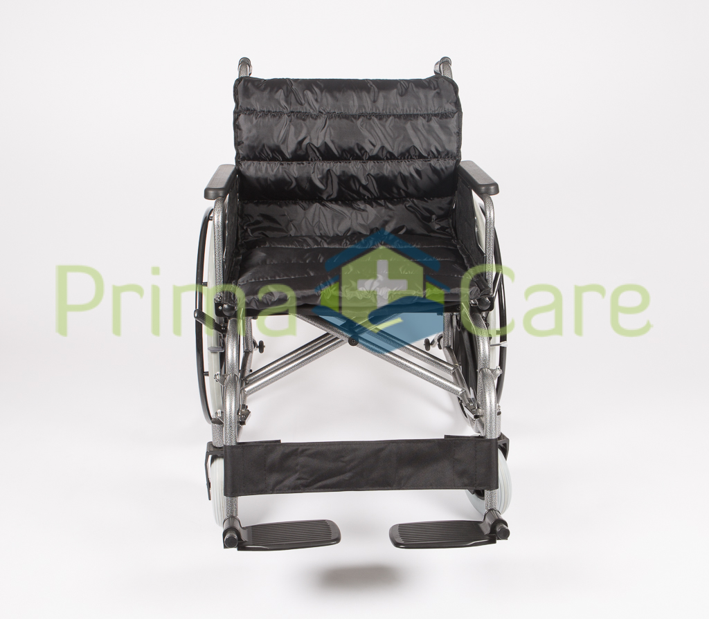 LightWeight Heavy Duty Wheelchair, Holds Up to 125kg. On Sale, While Stocks Last.