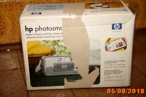 Digital HP Photosmart 435 camera for sale