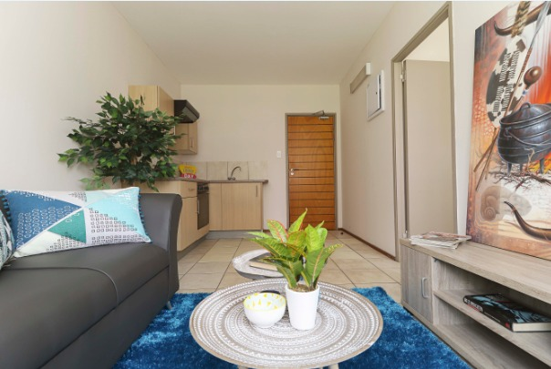 Apartments Available Johannesburg Central Near Mtn &Bree Taxi Rank
