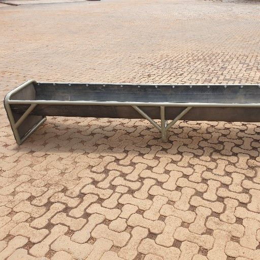 cattle/sheep feed troughs