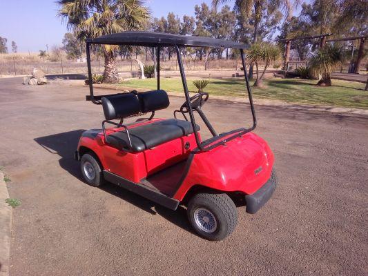 Yamaha Golf cart 48v