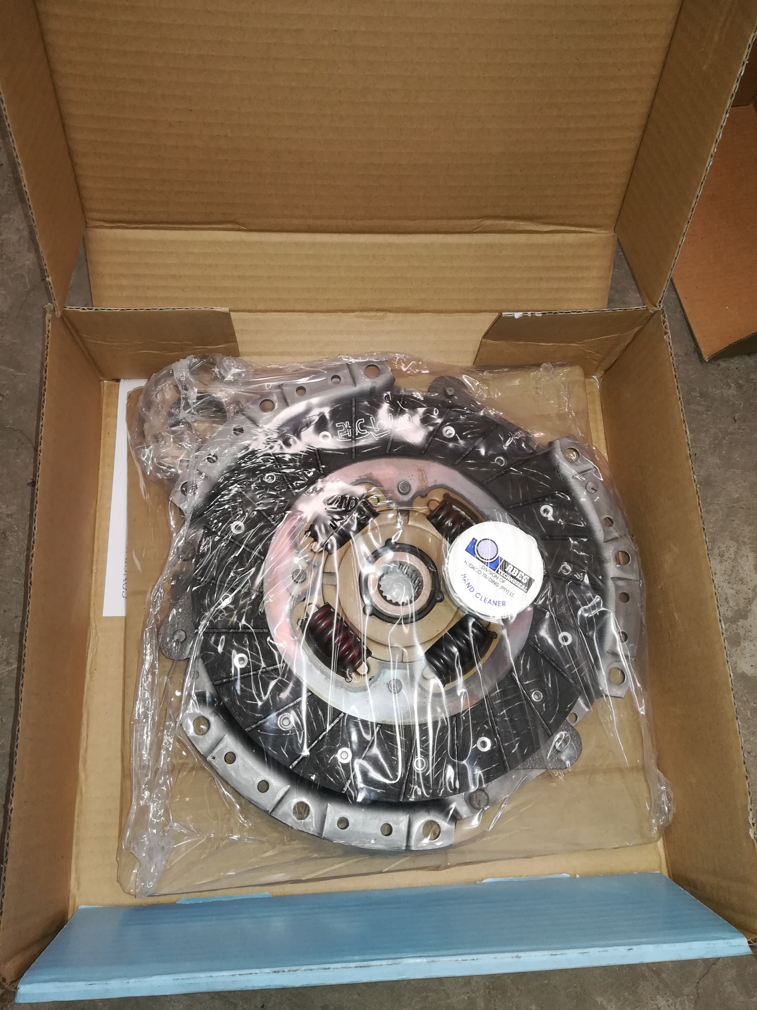 HYUNDAI / KIA – *CLUTCH KITS*
